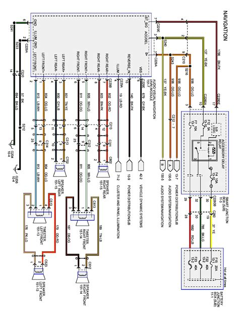 2006 ford alternator wiring diagram wiring diagram with