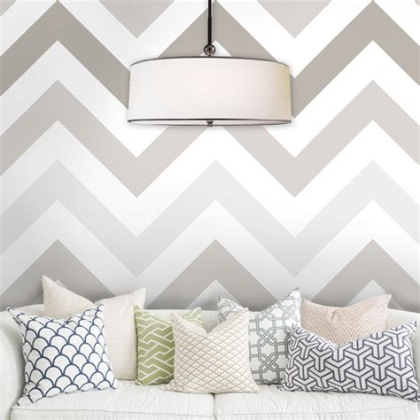 peal and stick wall paper chevron wallpaper peel and stick