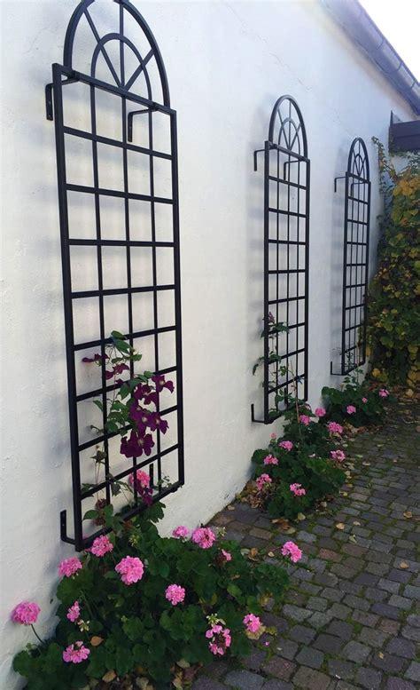 orangery trellis iron wall trellis  order  classic