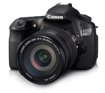 Kamera Canon Eos 60d Kit 18 200mm canon eos 60d kit 18 200mm offisindo