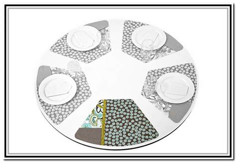 Placemats For Table Pattern The Baron Kitchen