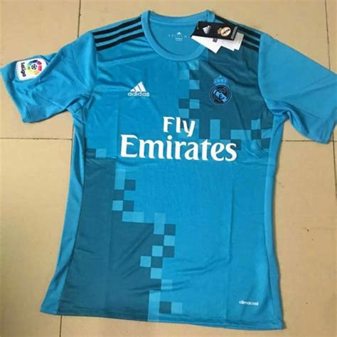 Jersey Real Madrid 3rd real madrid 2017 18 third soccer jersey shirt sparta7