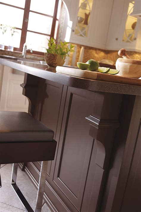 Corbel Cabinet Acanthus Corbel Omega Cabinetry