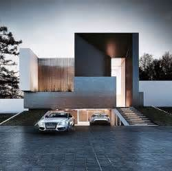 designers architects ultra modern home exteria wood accents underground
