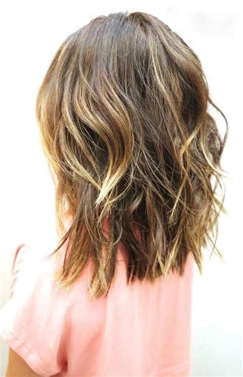 how to get beachy waves on shoulder lenght hair 20 short hairstyles for wavy hair crazyforus