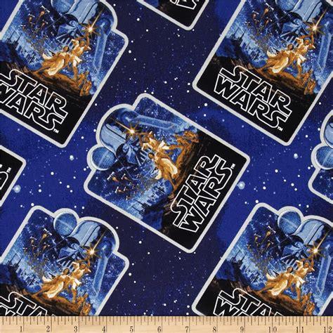 wars vintage poster discount designer fabric
