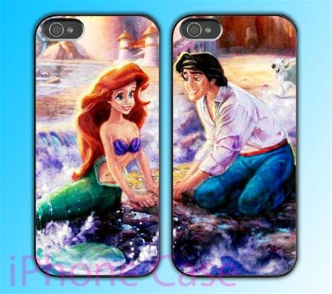 Ariel The Mermaid V1437 Iphone 4 4s 5 5s5c 6 6s 6 P ariel the mermaid for iphone 4 4s and