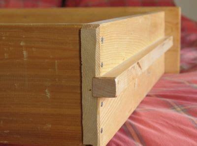 wooden drawer slides woodworking