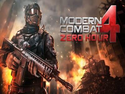 modern combat 4 apk free modern combat 4 zero hour v1 1 5 apk free