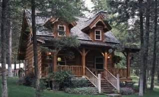 Small Log Cabin House Plans Small Log Cabin Plans Storybook Style For Living Happily