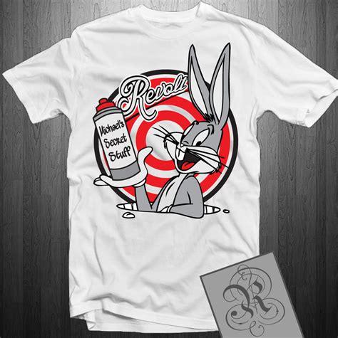 Shoes T Shirt retro 8 quot bugs bunny quot shoes t shirt to match