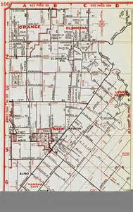 aaa map of california orange california the free encyclopedia