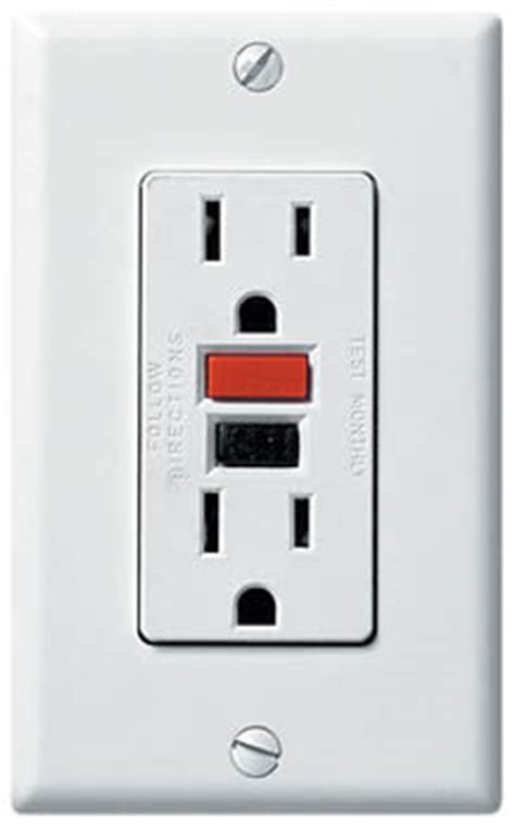 how to reset bathroom outlet you should test and replace your gfci outlets more often