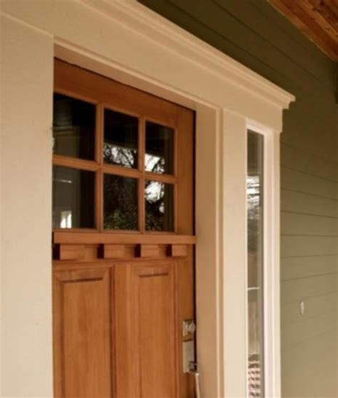 Houzz Exterior Doors Craftsman Door Traditional Front Doors Other Metro By River City Window Door