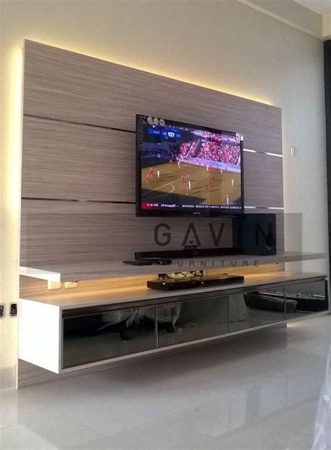Rak Tv Hpl rak tv minimalis dengan hpl ide ruang