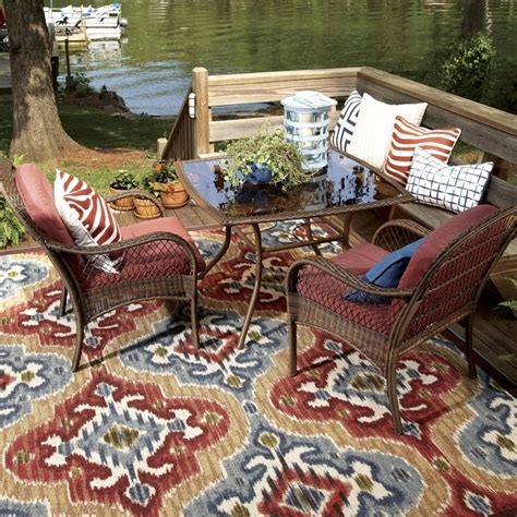 outdoor rugs at lowes patio lowes outdoor rugs perri cone design lowes