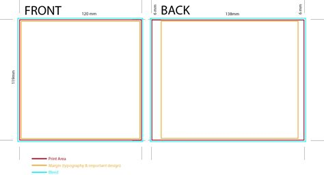 cd cover layout template word cd case template peerpex