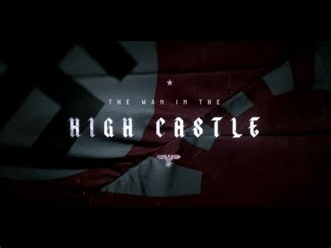 theme song man in the high castle the man in the high castle theme lyric video youtube