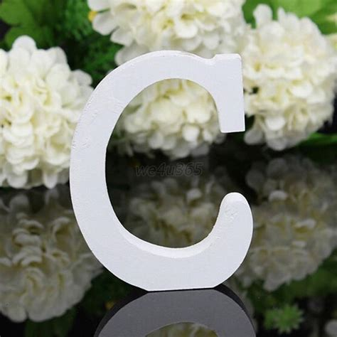 a z wooden alphabet words bridal free standing home decor a z wooden wood letters alphabet word free standing