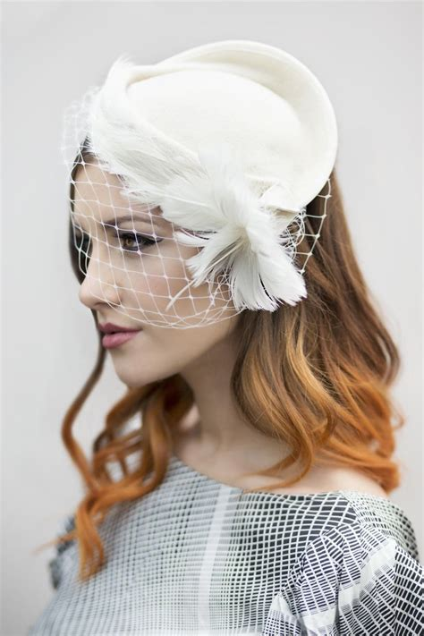 25  best ideas about Bridal hat on Pinterest   Wedding