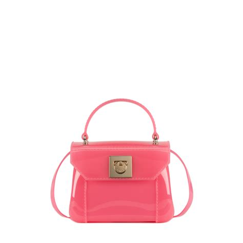 Mini Furla furla mini bag in pink lyst