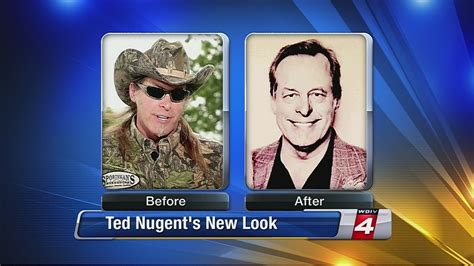 did ted nugent cut his hair ted nugent haircut haircuts models ideas
