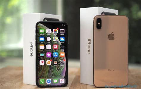 iphone xs  iphone xs max review    future