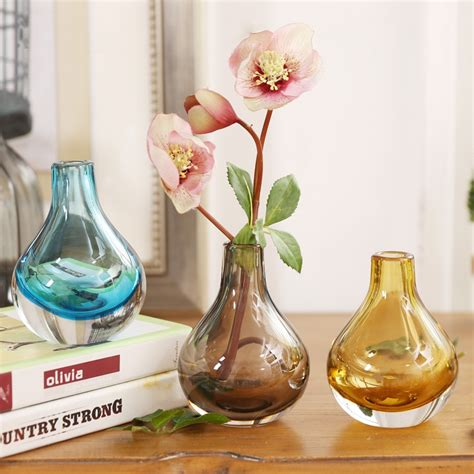 Vase Wholesale Suppliers by Glass Vases Manufacturer Blown Glass Vases Glass