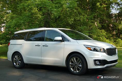 2015 Kia Sedona Review 2015 Kia Sedona Minivan Review