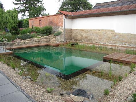Re Natur Schwimmteich by Privater Schwimmteich In Osterfeld Re Natur Sachsen