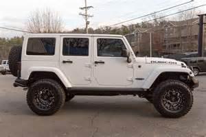 White On White Jeep Annarosaindennimeo Lifted Silverado Images