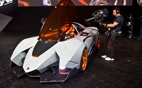 How Much Is A Lamborghini Egoista How Much Is Lamborghini Egoista Price