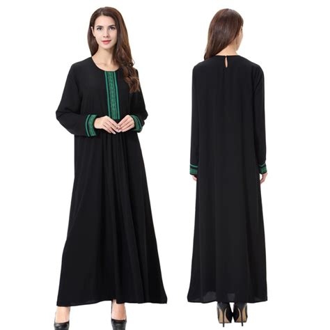 Abaya Maxi Dress Terbaru muslim dubai formal kaftan cocktail jilbab abaya islamic maxi dress ebay