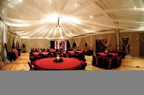 Wedding Decoration: Wedding Decorating Ideas Tulle Ceiling