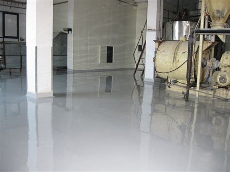 Flooring for food processing: Choosing between epoxy and