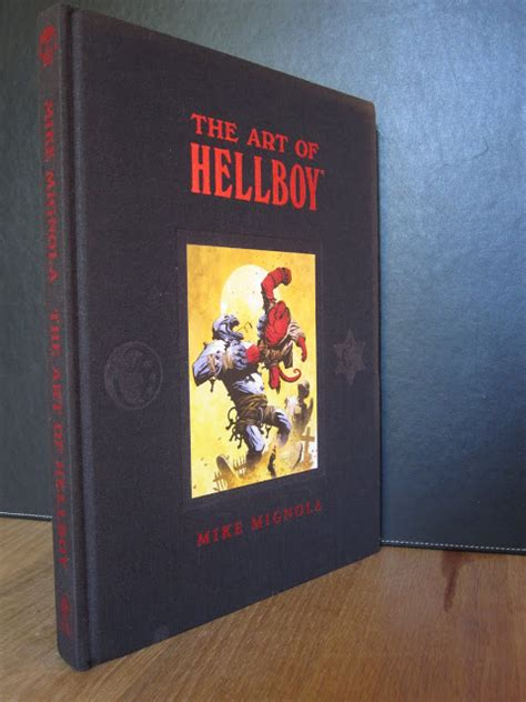 hellboy in hell library edition my absolute collection hellboy library edition the of