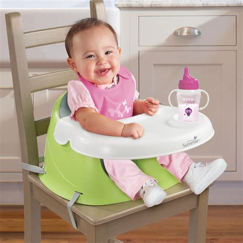 Infant Seat Baby summer infant support me 3 in 1 positioner