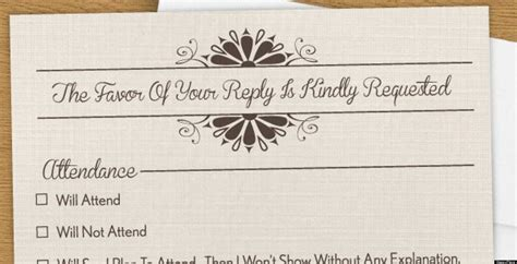 can you put rsvp on wedding invitation rsvp the invitation you wish you could send photo huffpost
