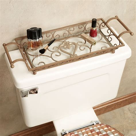 vanity tray aldabella satin gold vanity tray with handles