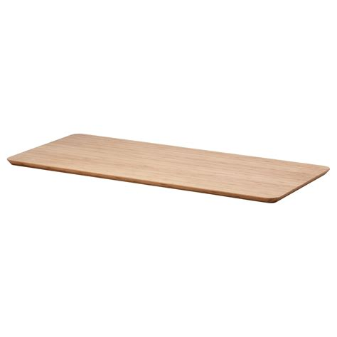 Ikea Table Top Desk by Hilver Table Top Bamboo 140 X 65 Cm Ikea