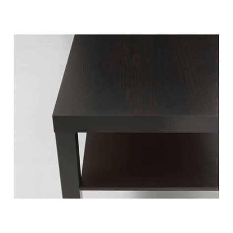 lack coffee table black brown 90x55 cm ikea