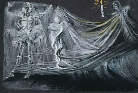 imagenes surrealistas de la muerte salvador dal 237 escenograf 237 a de la muerte para 171 don juan