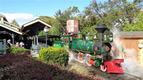Walt Disney World Also Search For Walt Disney World Railroad Wikidata