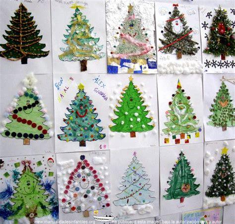 manualidades arbol de navidad originales 193 rboles de navidad originales hechos por ni 241 os actividades para ni 241 os manualidades f 225 ciles y