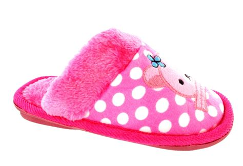 slipper bed slip on bed room slipper warm mule slippers