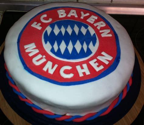bayern münchen kuchen besondere anl 228 sse 1 187 fc bayern torte