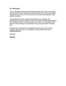 Patient Condolence Letter Sympathy Letter House
