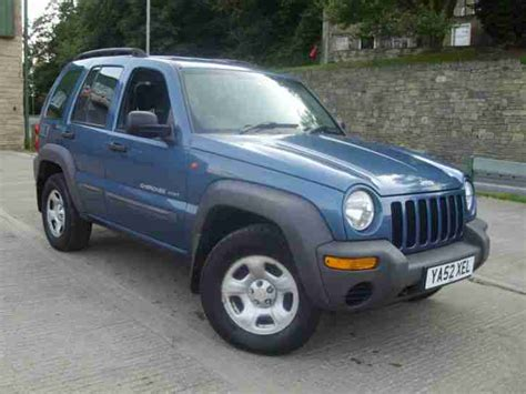 Jeep 2 5 Engine For Sale Jeep 2002 2 5 Crd Sport 4x4 Diesel Car For Sale