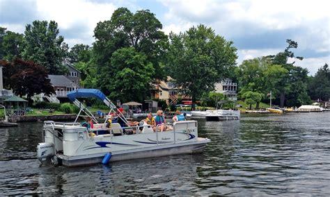 boat rentals deal nj south shore marina in hewitt nj groupon
