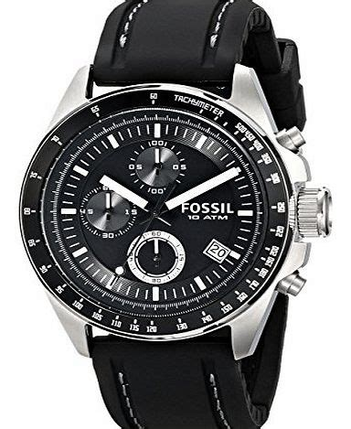 Fossil Ch 3080 Rubber Grey fossil watches reviews